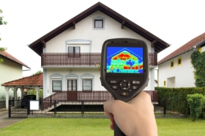 Infrared Thermography Scan Inspection