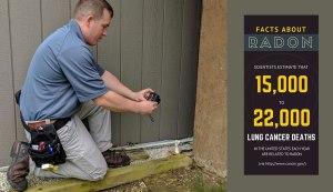Radon Gas Inspection